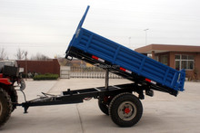 joyo 4t dump trailer with moto for sale