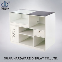 fashional clothing shop cashier desk furniture/small checkout counter