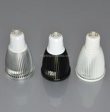 7W e14 gu10 led bulb 800 lumen/ce&rohs high quality led spotlight gu10 7W