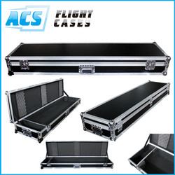 ACS 61/76/88 music instrument keyboard case aluminum flight case