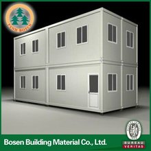 two storey mobile house container for accommodation