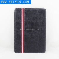 OEM/ODM Service Tablet PC leather case for Ipad Air,for ipad air case