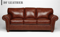Luxury wholesale leather factory sofa leather material faux leather for chair covers