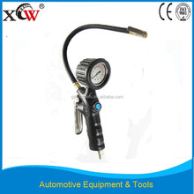 tire pressure gauge tire inflator gun for car and truck tire