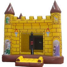 Super quality professional aquatic inflatable castle