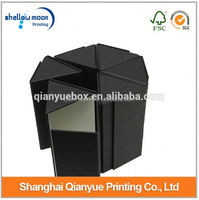 Customized Paper printed different types gift packaging box
