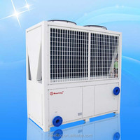 Meeting swimming pool heater all climate heat pump without electricity