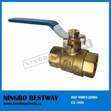 Hot Sale Lead Free Brass Ball Valve Importers