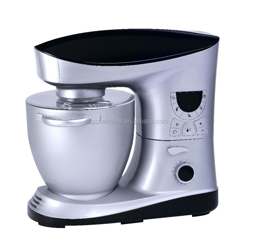 How To Use Cake Mixer