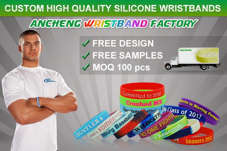 silicone bracelet with hide pocket