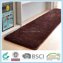 fashion design microfiber bathroom flooring outdoor floor mat