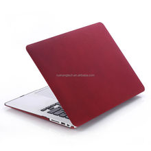 Quicksand new laptop shell case for apple laptop case for macbook pro and air