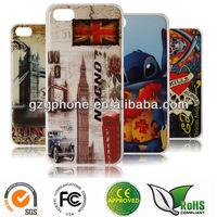 IMD custom design case for iphone 5C