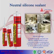 Neutral Silicone Sealant/silicone sealant for kingspan panels/ netural silicone sealant