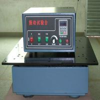 Environmental vibration test stand