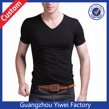 2014 Plain High Quality Cheap 100% Cotton Custom Print T shirt