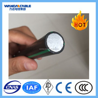All Aluminum Alloy Stranded Bare Conductor AAAC/ACSR,Cable 25mm2