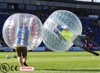 wholesale PVC/TPU bubble soccer suits human hamster ball human ball