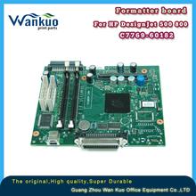 C7769-60182 For HP Color Designjet 500 800 Formatter board / Main Logic board / Mother board printer spare parts