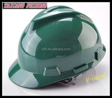 CE EN397 safety helmet construction safety hard hat MSA V Gard safety helmet