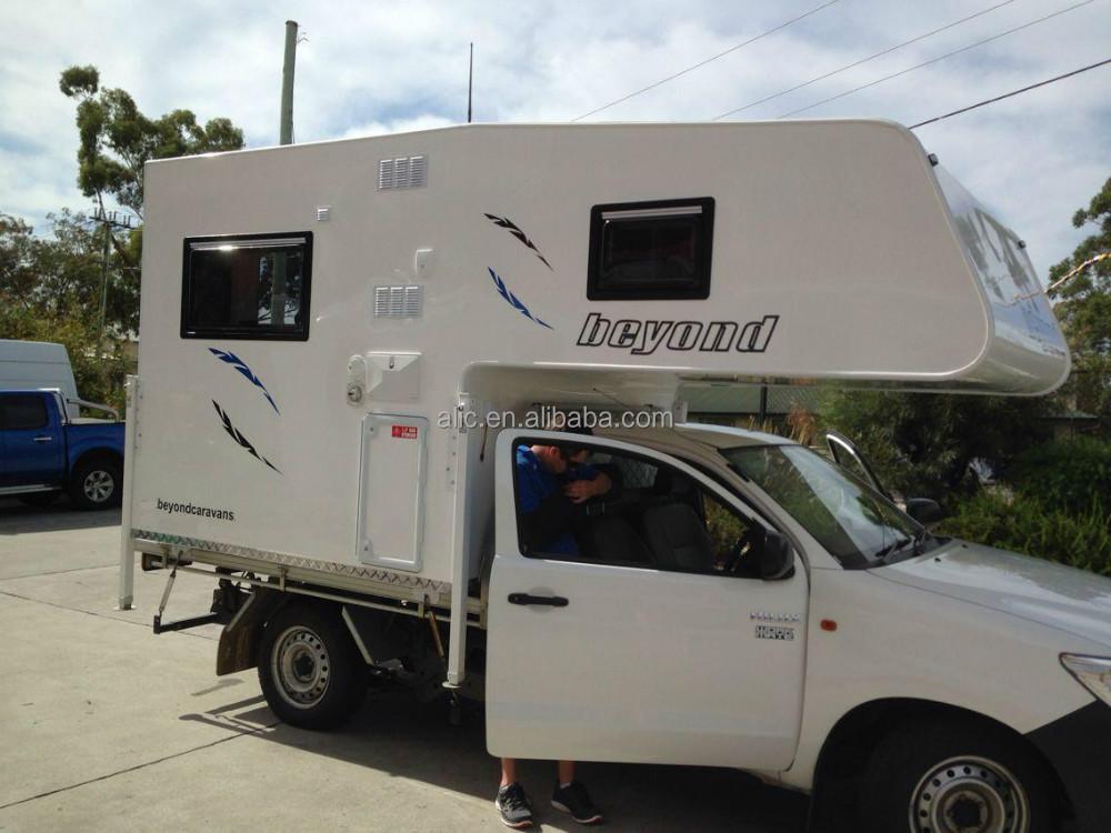 Pickup Truck Camper Caravan Motorhome Toyota Hilux Buy