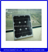 China lowest price for 12V 30W solar panel photovoltaic