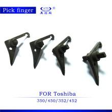 Fuser roller pick finger for copier machine 350 450 finger for Toshiba