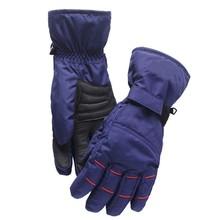 femmes hiver ski alpin gants en peau de porc paume en plein air