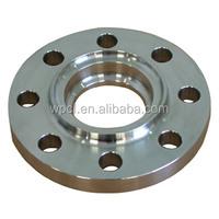 flange stockists carbon steel for prestress concrete pile End Plate