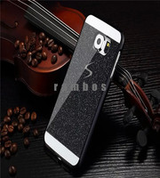 Hot Sale Luxury Bling Hard Case Glitter Mobile Phone Cover Shell Case for Samsung Galaxy S3 S4 S5 S6 S6 Edge