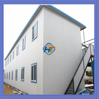 50mm thickness eps/rockwool ISO90001 pefabricated house for austrilia