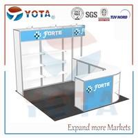 detachable aluminum exhibition booth design /3x3 exhibition booth
