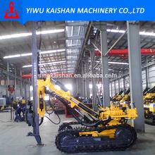 Kc140 kaishan plataformas/torres perforación/máquina de perforación minera/por el agujero de perforación rig