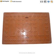 OEM square 600*400 manhole cover price