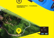 New coming Wearable Waterproof Smart Watch android smart watch with 1.54 inch screen Smart Watch with GPS smart watch gt68