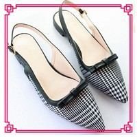 2014 summer new style women sandal lady shoes women flat slingback sandal shoes manufactor girls fashion flat sandal