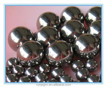 ISO9001 carbon steel ball used for toy guns and weapons