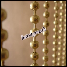 Beautiful colors string curtain with beads