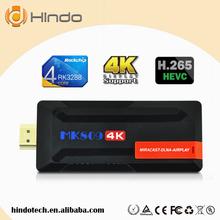 Android 4.4 smart tv stick RK3288 4K dongle RK3288 Quad Core 4K TV STICK Anroid 4.4 MK809 Android MINI pc