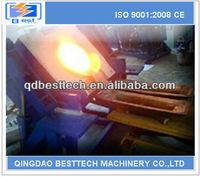 0.05-0.5 T melting furnace, electric furnace, silversides smelts