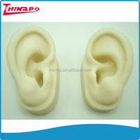 Wholesale Artificial 3D Ear Model Display Use Soft Silicone Made