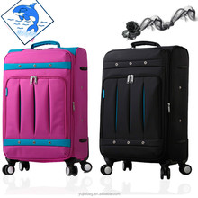 2015 Universal mute wheels vintage royal trolley luggage / travel case