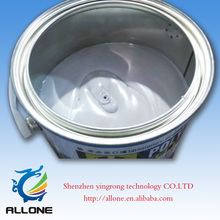 white cement wall putty dust collector
