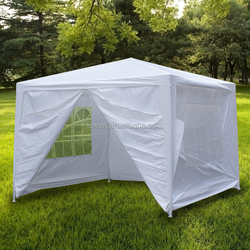 3mx3/6/9m Outdoor Garden Canopy Party Tent Waterproof Pavilion Marquees