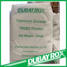 Good quality rutile titanium dioxide pigment powder titanium price per pound