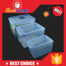 Factory supplied walmart plastic storage containers