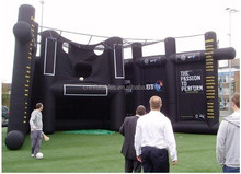 Custom Designed Inflatable Giant Shoot Out for Sporting Event