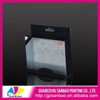 Guangzhou PVC Folding Box Braid Wig, Folding Gift Box Wholesale