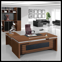 2015 L shap executive modern desk office furniture