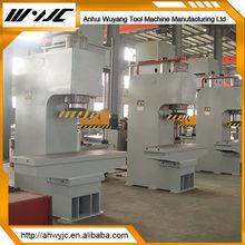 Y41-200 Single column punching machine main technical parameters, hydraulic press 200 ton